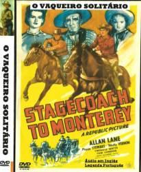 DVD ALLAN LANE - O VAQUEIRO SOLITARIO - FAROESTE - 1944