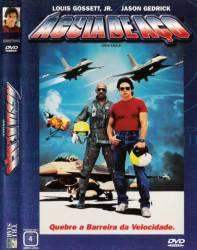 DVD AGUIA DE AÇO - 1986