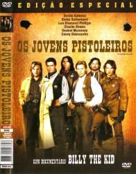 DVD OS JOVENS PISTOLEIROS - LEGENDADO