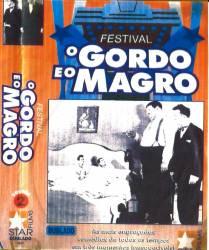 DVD O GORDO E O MAGRO VOL 2