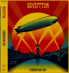 DVD LED ZEPPELIN - CELEBRATION DAY