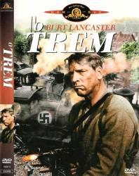 DVD O TREM - BURT LANCASTER - 1964