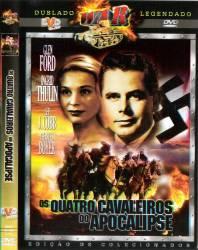 DVD OS QUATRO CAVALEIROS DO APOCALIPSE - 1962