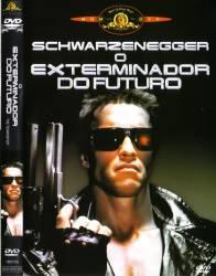 DVD O EXTERMINADOR DO FUTURO - O FILME - 1984