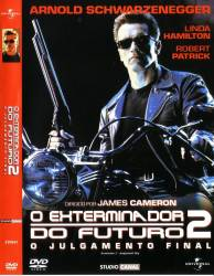 DVD O EXTERMINADOR DO FUTURO 2 - O JULGAMENTO FINAL
