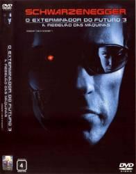 DVD O EXTERMINADOR DO FUTURO 3 - A REBELIAO DAS MAQUINAS - 2003