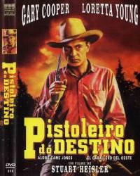 DVD PISTOLEIRO DO DESTINO - GARY COOPER