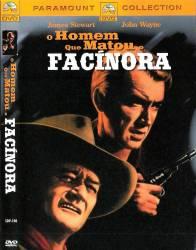 DVD O HOMEM QUE MATOU O FACINORA - JOHN WAYNE - FAROESTE - 1962