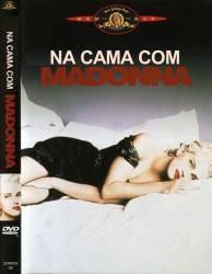 DVD NA CAMA COM MADONNA - 1991