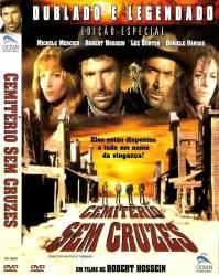 DVD CEMITERIO SEM CRUZES - FAROESTE - 1969