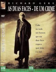 DVD AS DUAS FACES DE UM CRIME - RICHARD GERE