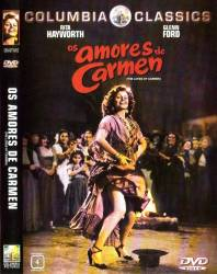 DVD OS AMORES DE CARMEN - 1948
