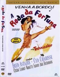 DVD A RODA DA FORTUNA - FRED ASTAIRE - 1953