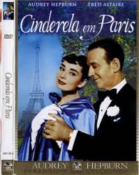 DVD CINDERELA EM PARIS - 1957