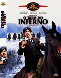 DVD O TREM DO INFERNO - FAROESTE - CHARLES BRONSON - 1975