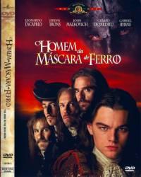 DVD O HOMEM DA MASCARA DE FERRO - 1998