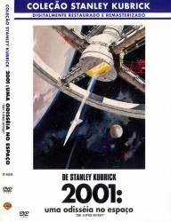 DVD 2001 UMA ODISSEIA NO ESPAÇO - 1968