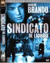 DVD SINDICATO DE LADROES - MARLON BRANDO - 1954