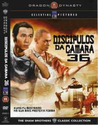 DVD DISCIPULOS DA CAMARA 36