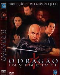 DVD O DRAGAO INVENCIVEL