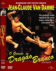 DVD O GRANDE DRAGAO BRANCO - VAN DAMME