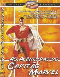 DVD AS AVENTURAS DO CAPITAO MARVEL - 1941
