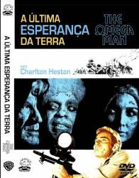 DVD A ULTIMA ESPERANÇA DA TERRA - CHARLTON HESTON