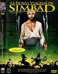 DVD SIMBAD - AS NOVAS VIAGENS DE SIMBAD