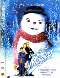 DVD UMA NOITE MAGICA - DUBLADO