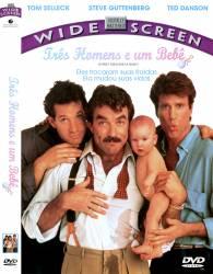 DVD TRES SOLTEIROES E UM BEBE - 1987