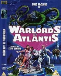 DVD OS TITAS VOLTAM A LUTA NA ATLANTIDA - 1978