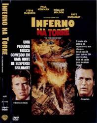 DVD INFERNO NA TORRE - 1974