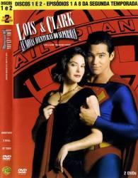 DVD LOIS e CLARK - 2 TEMP - 6 DVDs