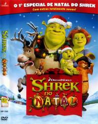 DVD SHREK NO NATAL
