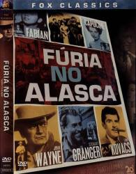 DVD FURIA NO ALASCA - JOHN WAYNE