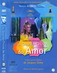 DVD O GUARDA CHUVAS DO AMOR - 1963