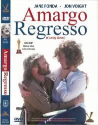 DVD AMARGO REGRESSO - JANE FONDA - 1978