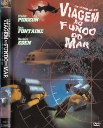 DVD VIAGEM AO FUNDO DO MAR - O FILME - 1961