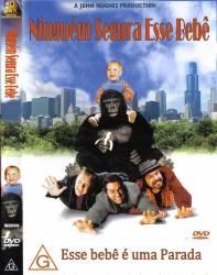 DVD NINGUEM SEGURA ESSE BEBE - 1994