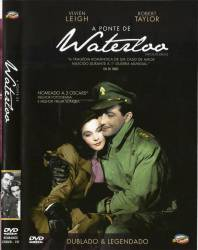 DVD A PONTE DE WATERLOO - 1940 - ROBERT TAYLOR