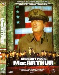 DVD MacARTHUR - GUERRA - 1977 - GREGORY PECK
