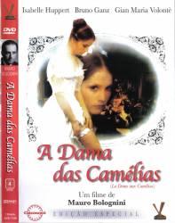 DVD A DAMA DAS CAMELIAS - 1981