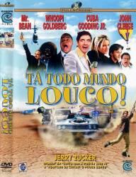 DVD TA TODO MUNDO LOUCO!