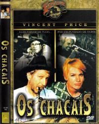 DVD OS CHACAIS - FAROESTE - 1967