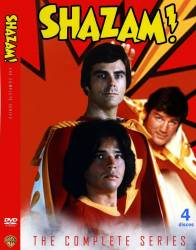 DVD SHAZAM e CAPITAO MARVEL - 4 DVDs