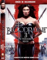 DVD BLOODRAYNE 3 - O TERCEIRO REICH