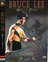 DVD A MARCA DO DRAGAO - BRUCE LEE