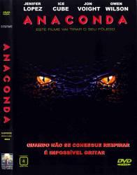 DVD ANACONDA - 1997