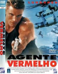 DVD AGENTE VERMELHO - DOLPH LUNDGREN - 2000