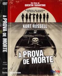 DVD A PROVA DE MORTE - KURT RUSSELL